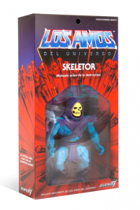 Masters of the Universe: SKELETOR Los Amos (ver. Messico)