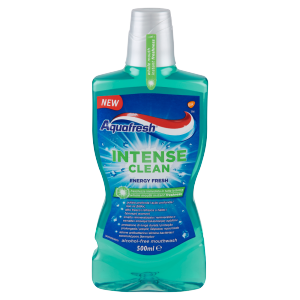 AQUAFRESH Collutorio Intense Clean Energy Fresh 500ml