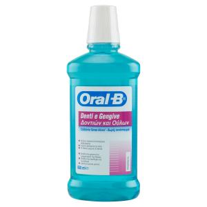 ORAL-B Collutorio Denti e Gengive 500ml