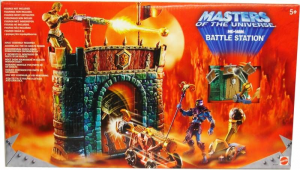 Masters of the Universe 200X: Battle Station playset