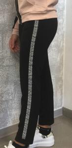 Pantalone donna nero LIU.JO SPORT
