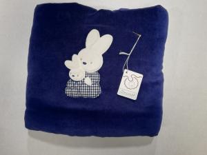 coperta Coccodè blu