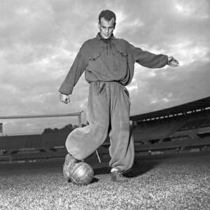 John Charles alla Juventus, 1957