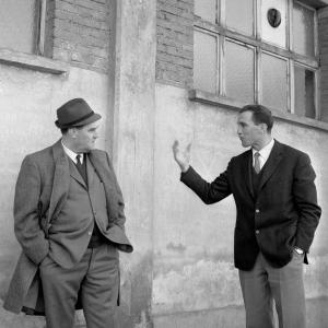 Nereo Rocco ed Enzo Bearzot, 1966