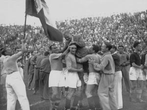 L'Italia vince il Mondiale di calcio, 1934