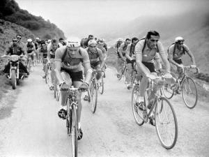Fausto Coppi al Tour de France, 1951