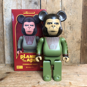 Be@rbrick Medicom Toy Cornelius 400% Planet Of The Apes