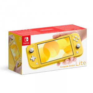 Nintendo Switch Lite Giallo (Console)
