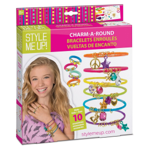 Style Me Up - Charm a Round