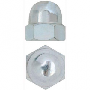 Friulsider DCZ dado cieco cl.6-DIN1587 M12 confezione 100pz