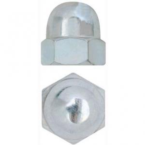Friulsider DCZ dado cieco cl.6 DIN1587 M8 confezione da 50 pezzi art.22600b8000