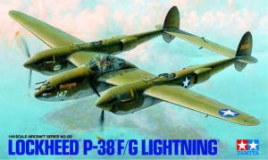 P-38F/G Lightning