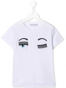 T-shirt Chiara Ferragni Bianco