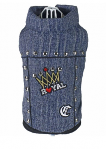 Giubbotto jeans Royal Crown