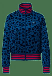 Giacca Adidas Allover Print