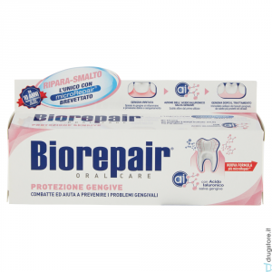 BIOREPAIR Protezione Gengive Dentifricio 75ml