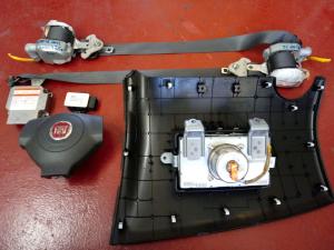 Kit Air bag usato Fiat Sedici serie dal 2011> 1.6