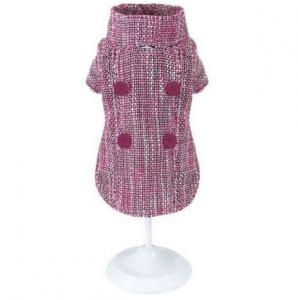 Giubbotto Pinky Tweed