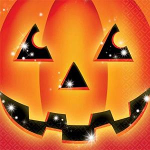 Tovaglioli Halloween zucca