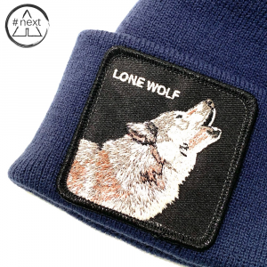 Goorin Bros - Animal Farm Hat - Lone Wolf - Blu