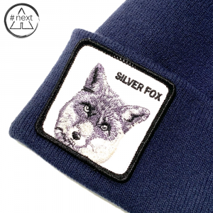Goorin Bros - Animal Farm Hat - Silver Fox - Blu