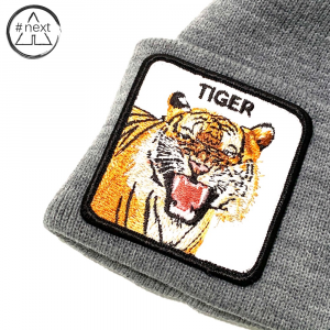 Goorin Bros - Animal Farm Hat - Tiger - Grigio