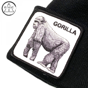 Goorin Bros - Animal Farm Hat - Gorilla - Nero