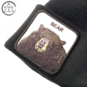 Goorin Bros - Animal Farm Hat - Bear - Nero