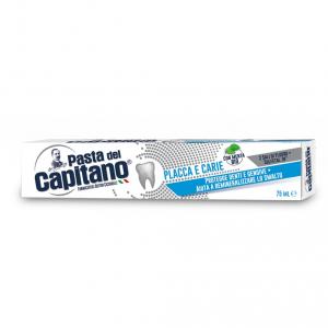 PASTA DEL CAPITANO Placca e Carie Dentifricio 100ml