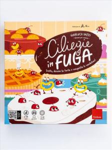 ERICKSON CILIEGE IN FUGA - SVELTO, DECORA LA TORTA E CONQUISTA LE CANDELINE!