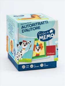 ERICKSON GIOCAMENO AUTORITRATTI D'AUTORE