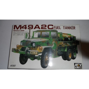 M49A2C FUEL TANKER AFV