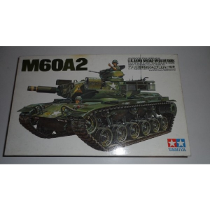 M60A2U.S.ARMY MEDIUM TANK TAMIYA
