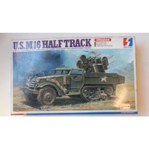 U.S.M16 HALF TRANCK