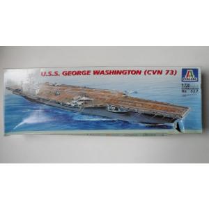 U.S.S. GEORGE WASHINGTON ( CVN 73 ) ITALERI