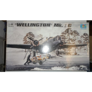 WELLINGTON MK I C TRUMPETER