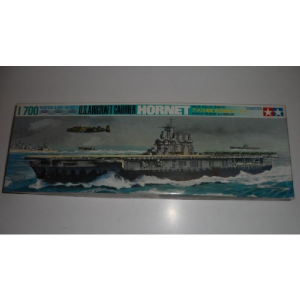 AIRCRAFT CARRIER HORNET TAMIYA