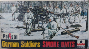 GERMAN SMOKE UNITS ESCI