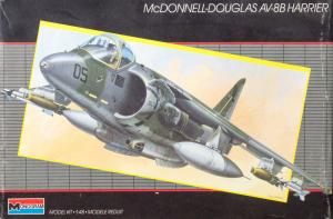 McDONNELL-DOUGLAS AV-8B HARRIER