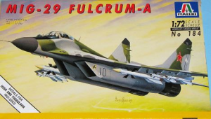 MIG-29 FULCRUM-A