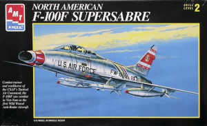 NORTH AMERICAN F-100F SUPERSABRE