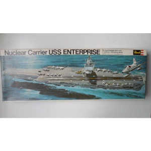 NUCLEAR CARRIER USS ENTERPRICE REVELL