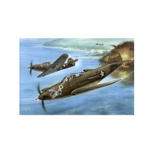 P-39D AIRACOBRA