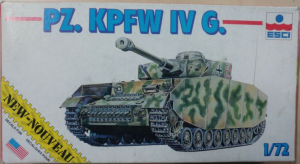 PZ. KPFW IV G ESCI