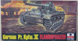 PZ. KPFW. III FLAMMPANZER ESCI