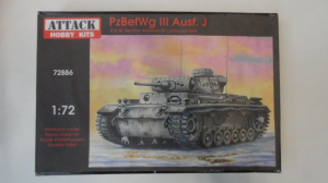 PZBEFWG III AUSF. J ATTACK
