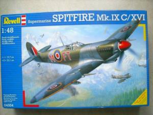 SPITFIRE MK.IX C/XVI