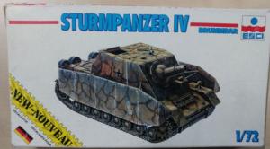 STURMPANZER IV ESCI