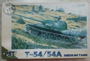 T-54/54A PST
