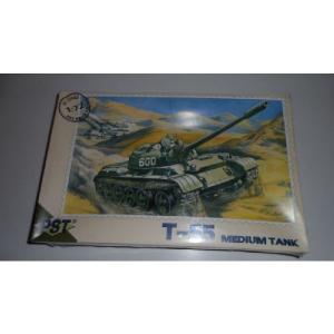 T-55 MEDIUM TANK PST